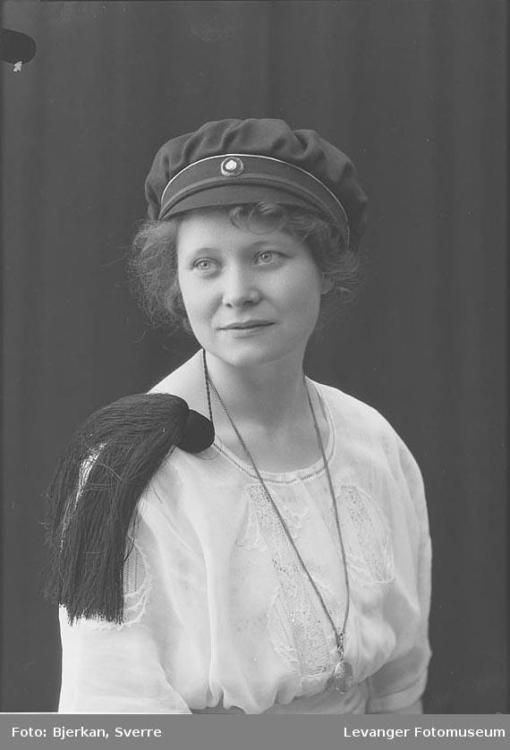 Portrett av Østerås, fornavn ukjent.