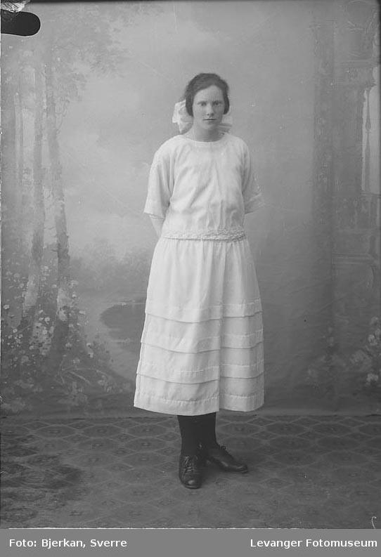 Portrett av Dahling Sigrid