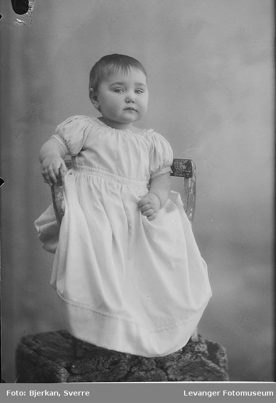 Portrett av Ottosens barn.