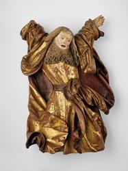 Apostelen Andreas [Skulptur]