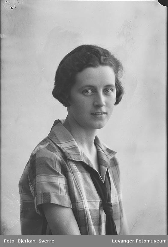 Portrett av Ingrid Nordeng