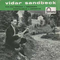 Vidar Sandbeck EP nr. 3