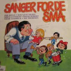 Vidar Sandbeck LP nr. 6 Sanger for de små (Foto/Photo)