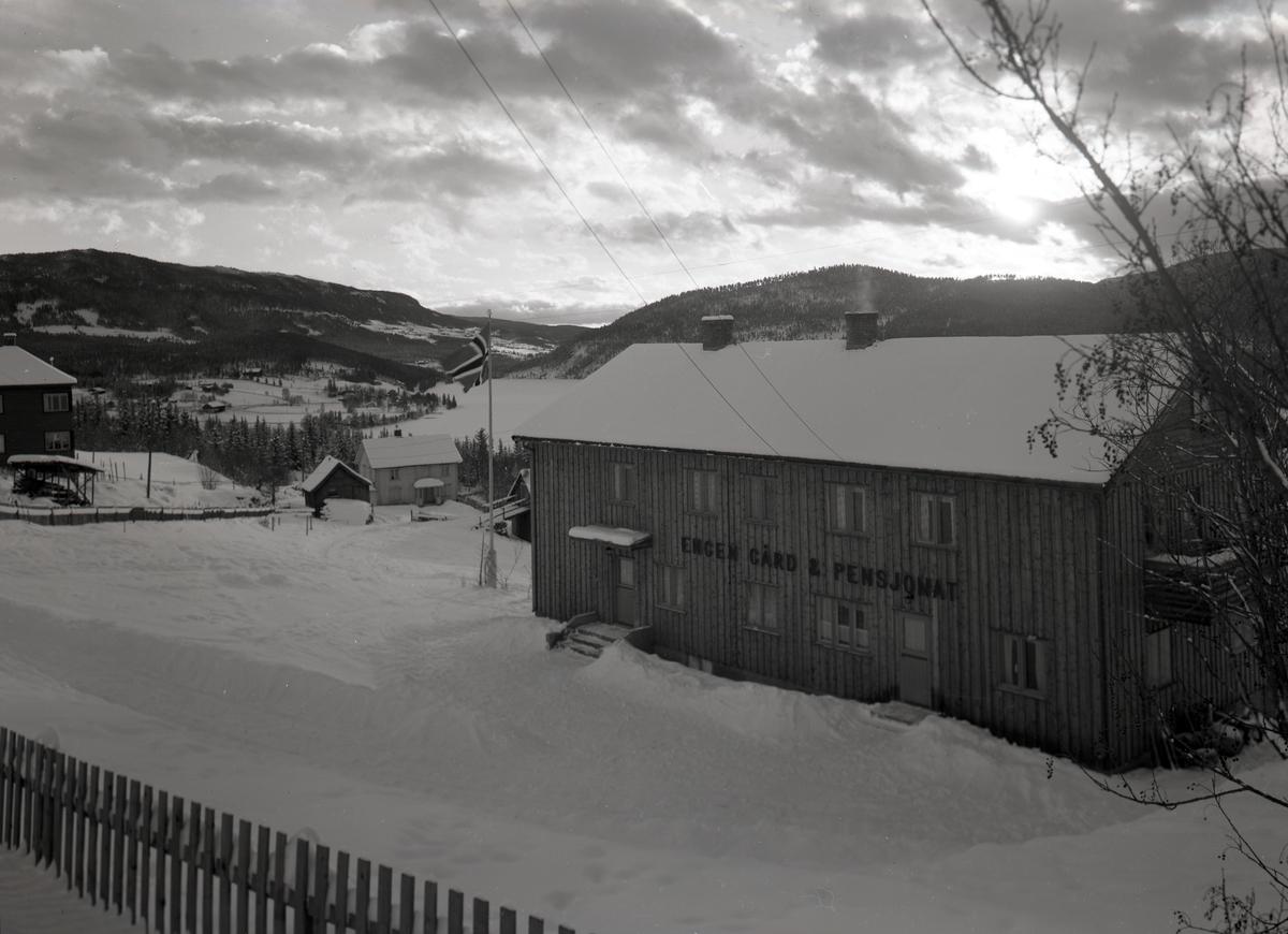 Engen gård og pensjonat, Øystre Slidre.