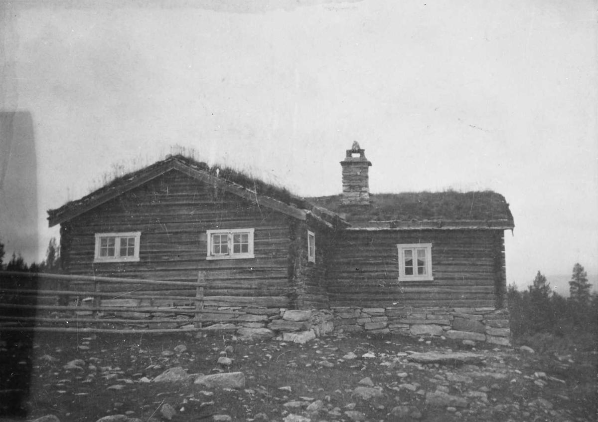 Seterhus. Nordistu Haugseth i Sølendalen.