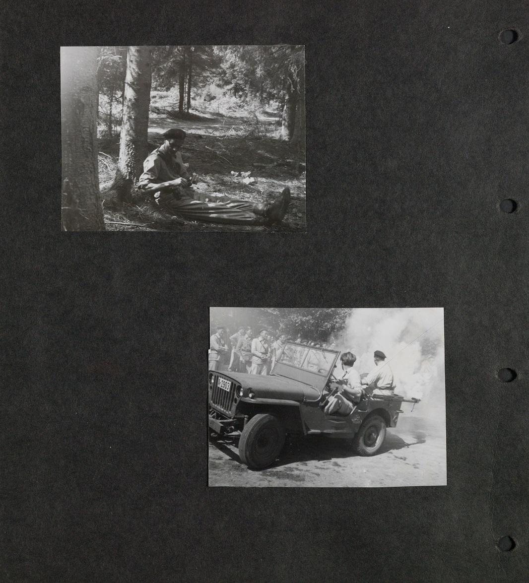 Bildet er en kopi hentet fra album G i Utrykningspolitiets fotosamling