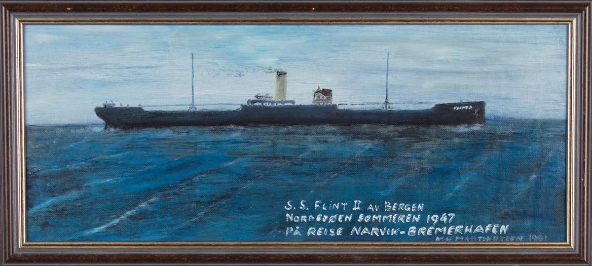 FLINT II, d/s - bg. 1918