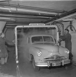 Vaskemaskin for bil hos Brubo