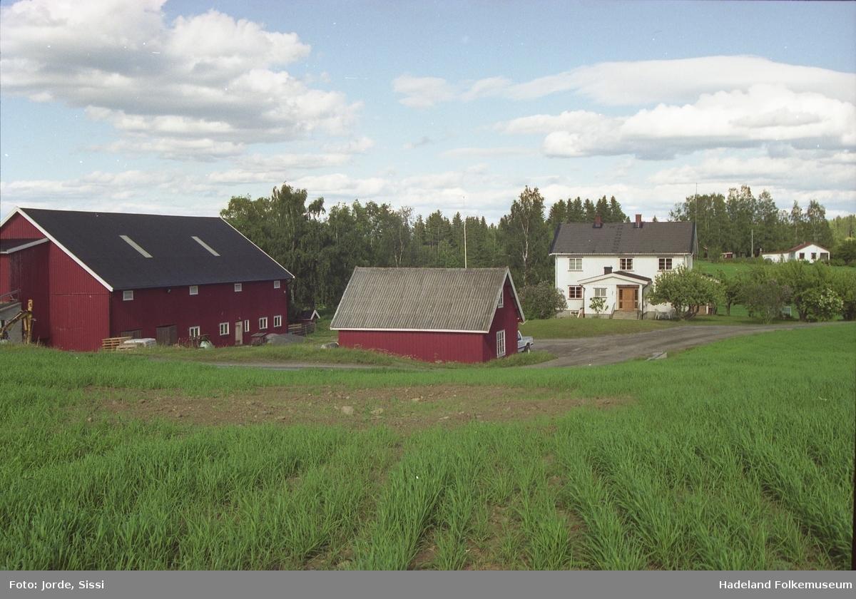 Gården Hallum (Klokkerhallum) i Lunner.