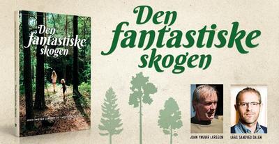 Boklansering Den fantastiske skogen.