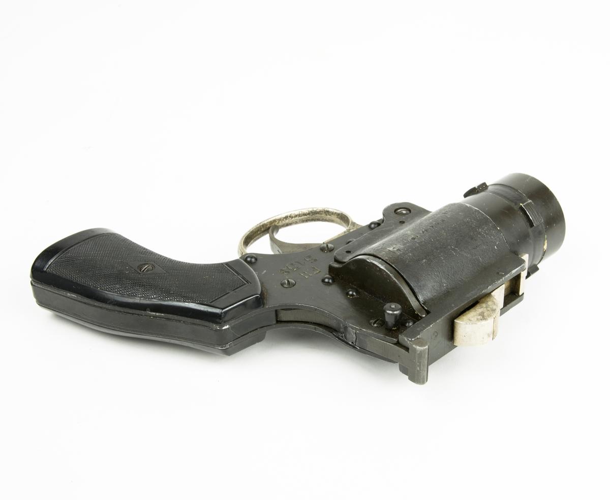Signalpistol Mk 1, m/1899. Kaliber 1,5 tum.