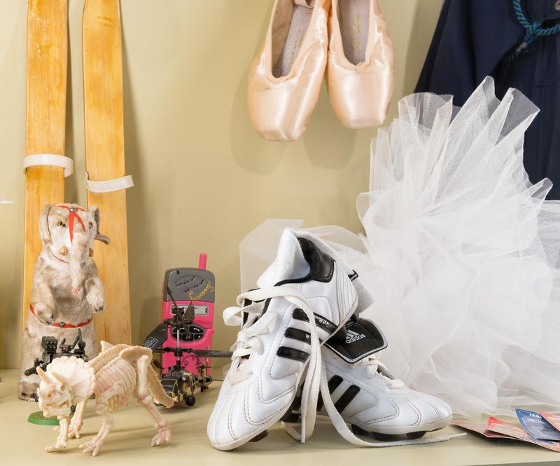 Ballettsko og fotballsko (Foto/Photo)