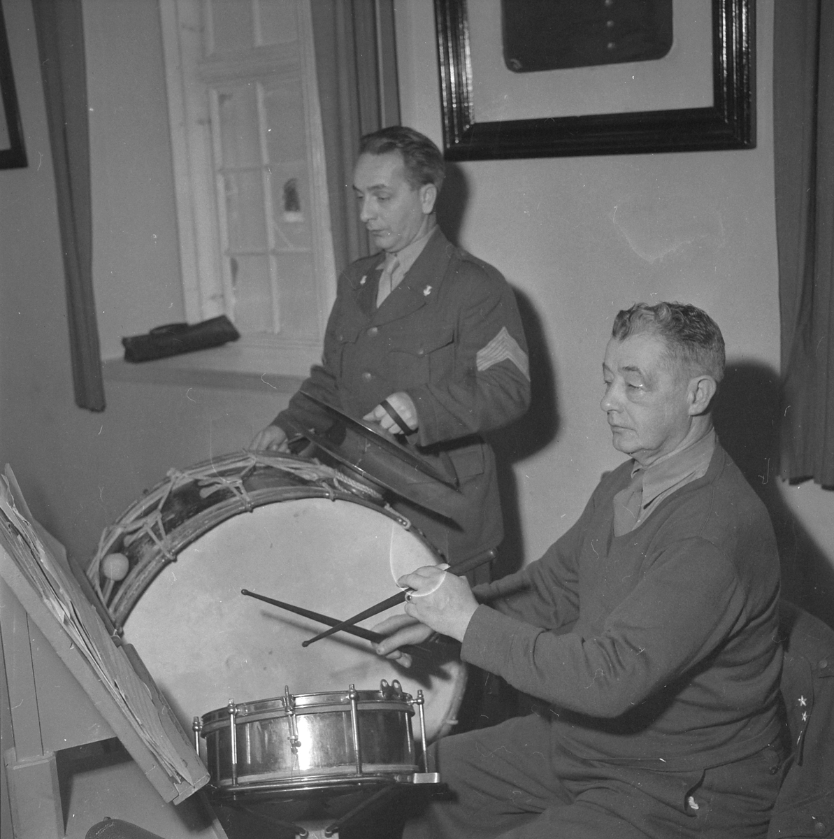 Øvelse i Divisjonsmusikken i Trondheim