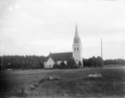 Tärna kyrka, Uppland 1925