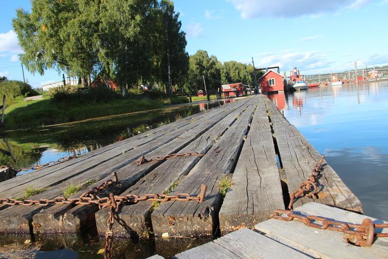 Flåtegang på  Fetsund lenser - MiA-Museene i Akershus