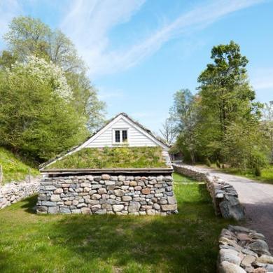 Stua fra Lende, Jæren. Foto/Photo