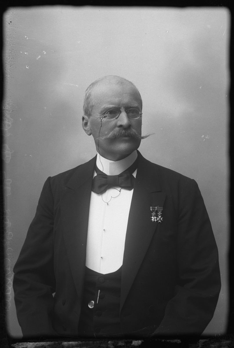 Kapten Fabian Jacob Ludvig von Post