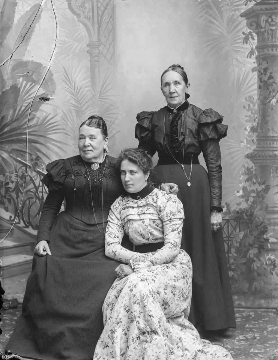 Frøken Gjerstad's gruppe.