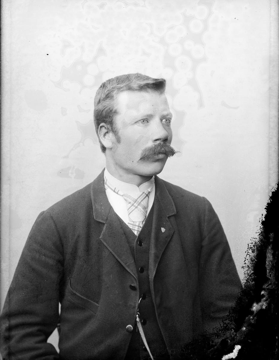 Portrett av Amund H Stenhaugen, Nord-Fron