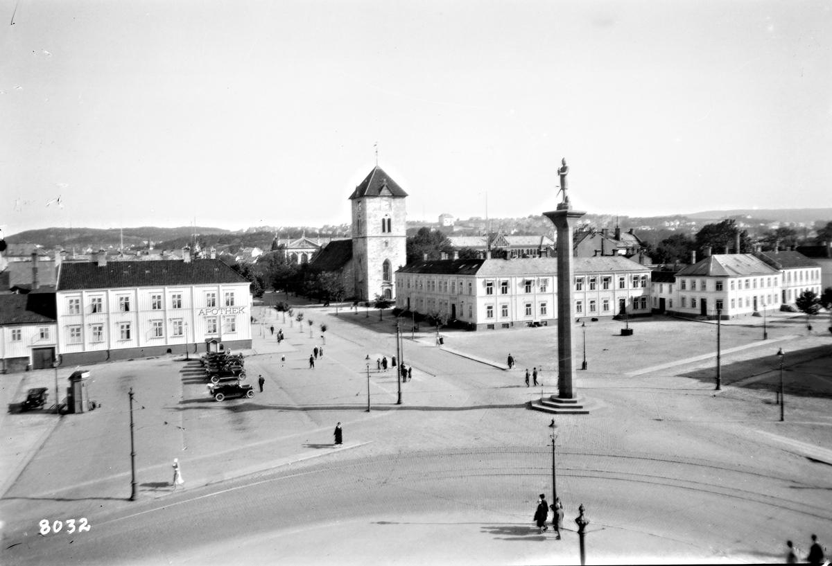 Torvet i Trondheim