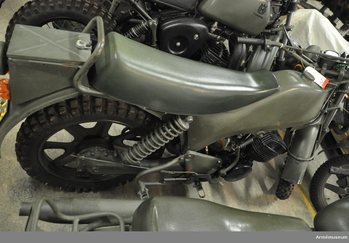 Motorcykel 358