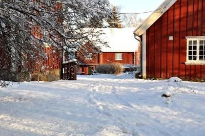 Folkenborg museum desember 2011. Foto/Photo