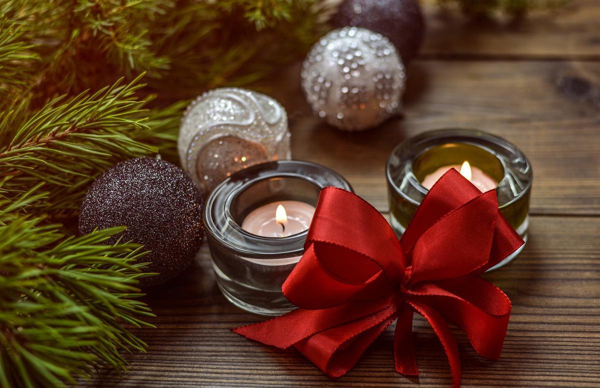 Bilde av julepynt