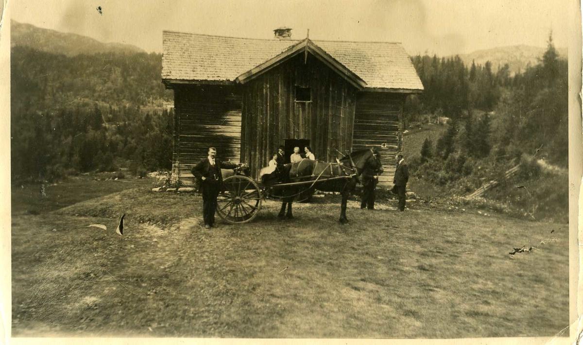 Myklejord juli 1922