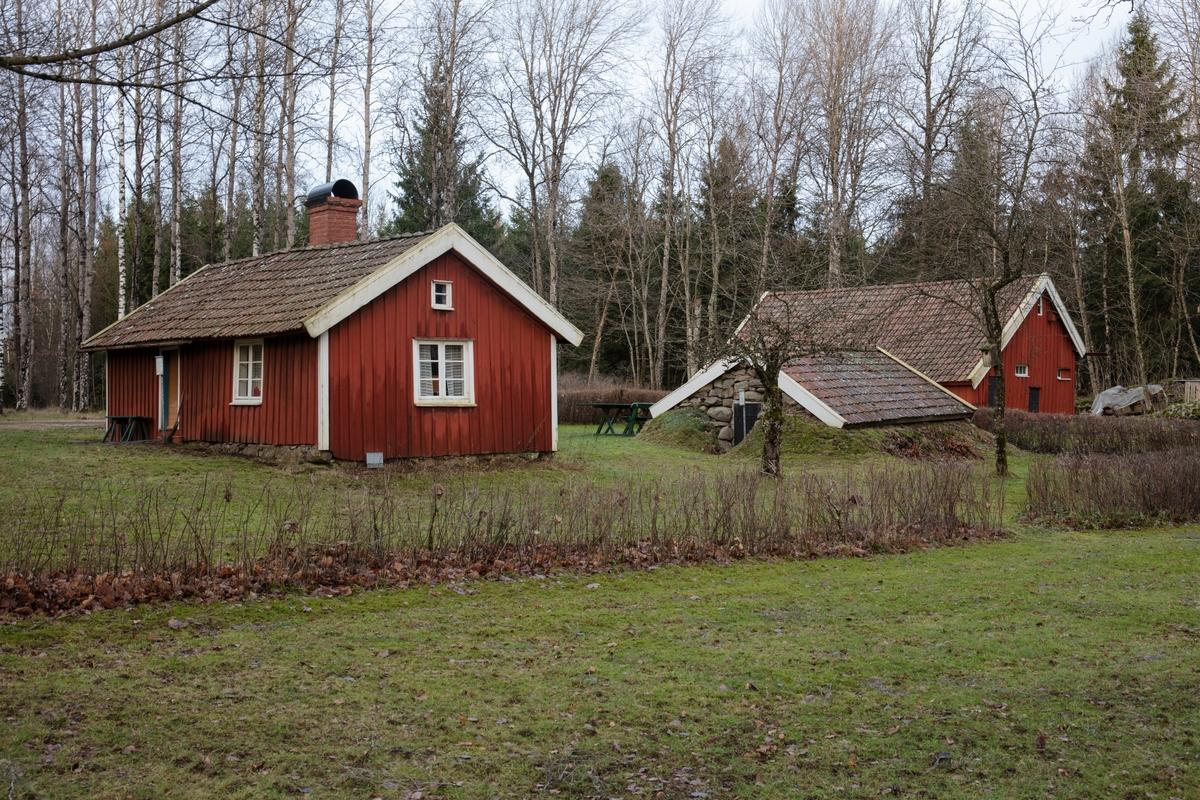 Vänersborg, Båberg. Torpet Solliden