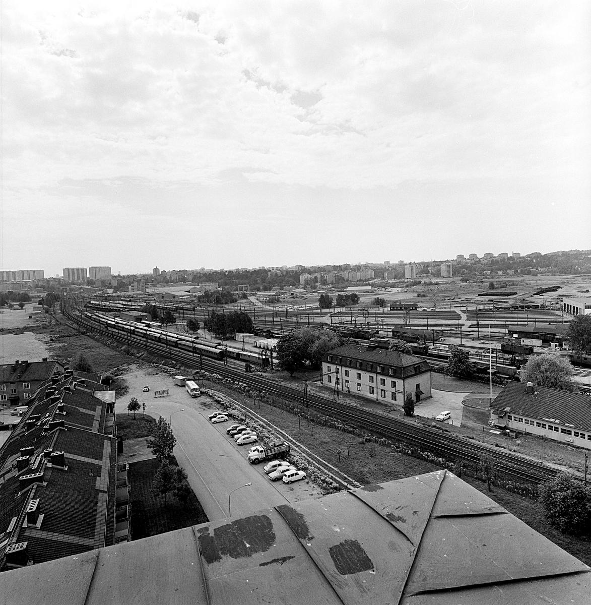 Utsikt över Hagalund