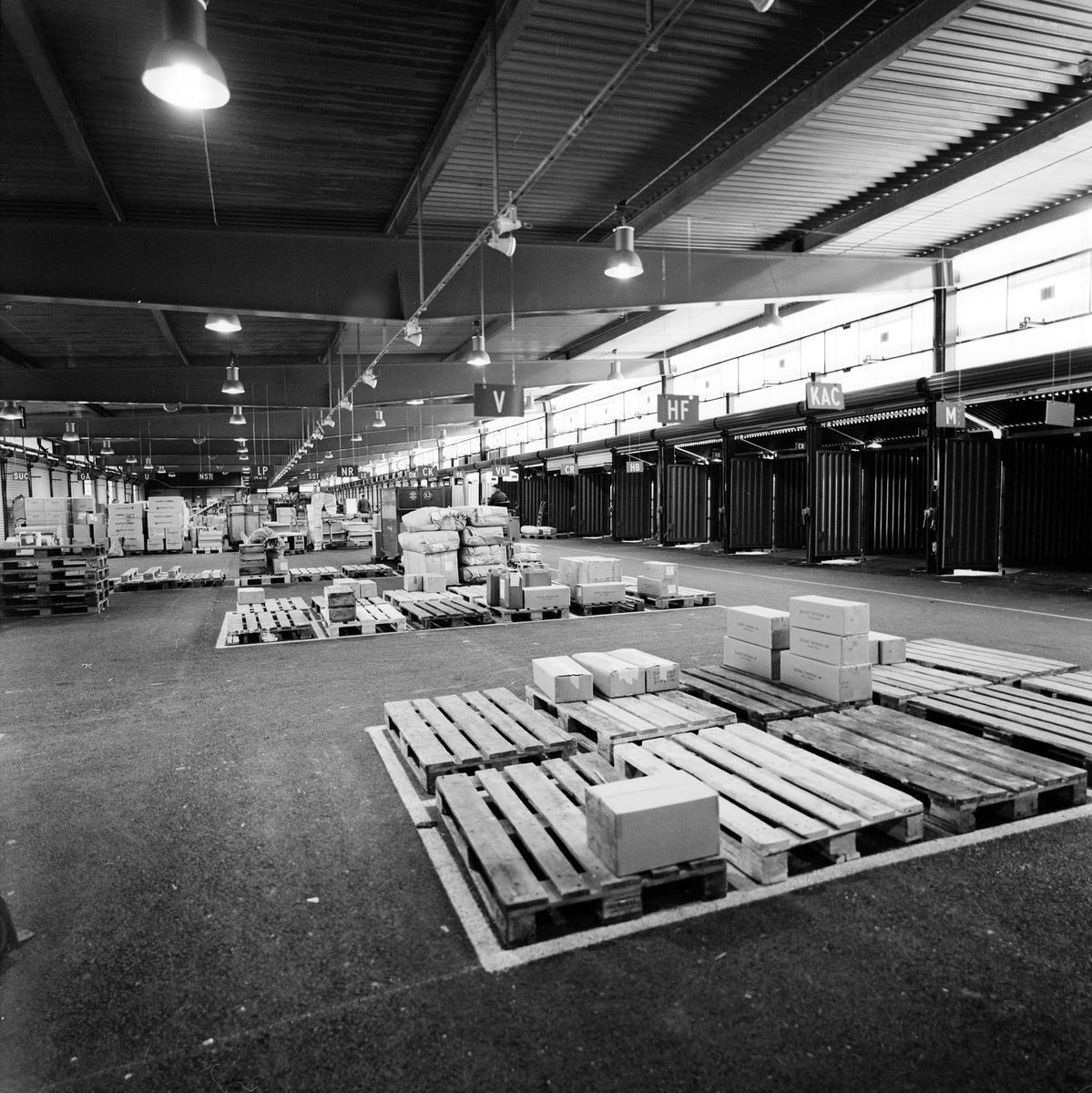 Invigning av Jönköpings godsterminal