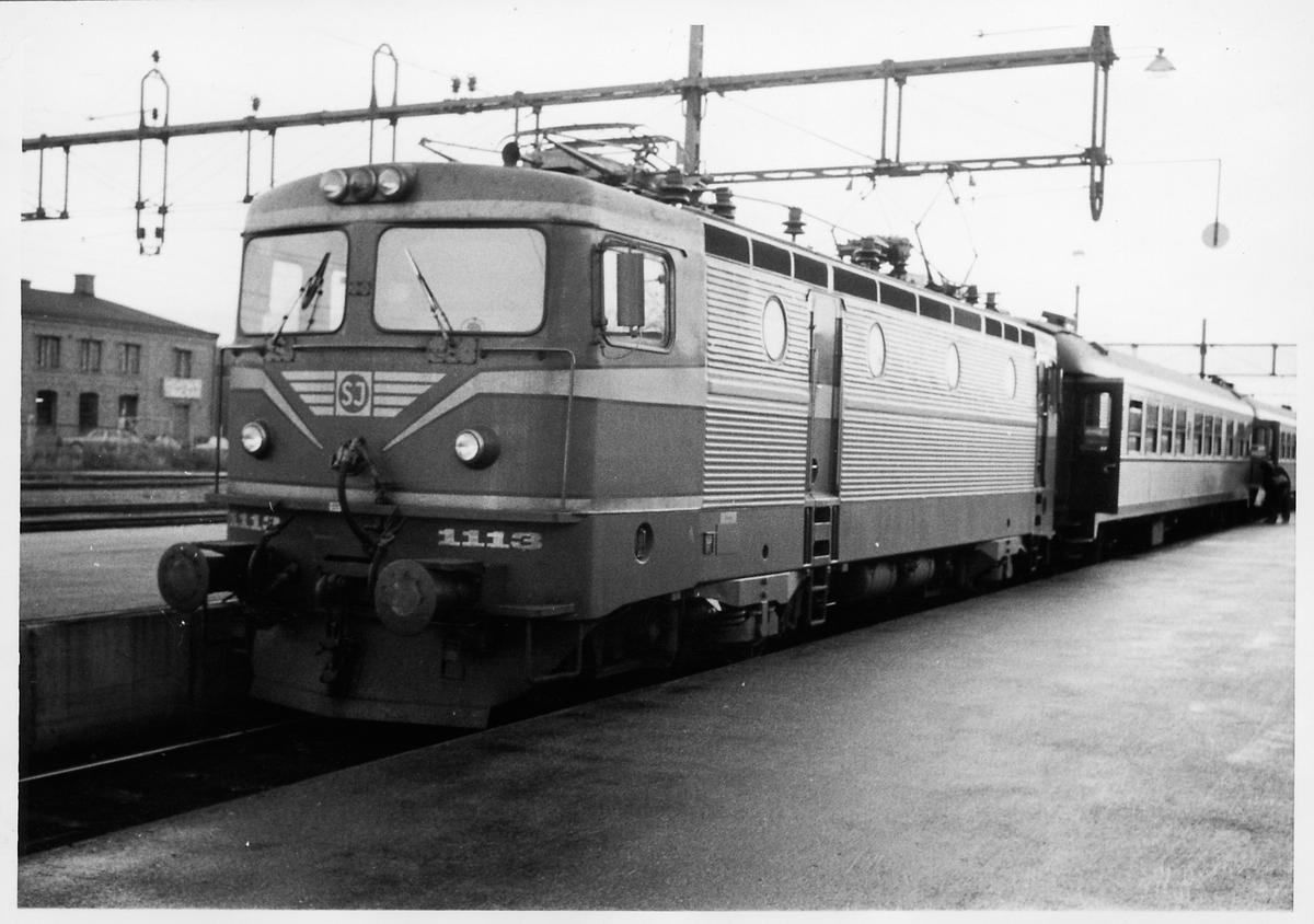 Statens Järnvägar, SJ RC2 1113.