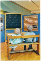 """Medicinhistoriska museet. Utställningen """"Hörseln, hemlighete"""