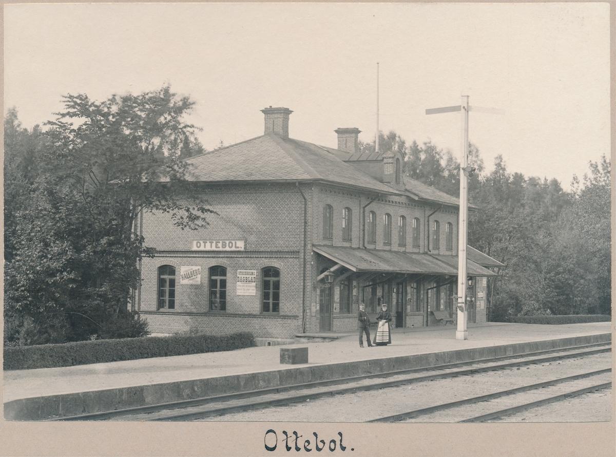 Statens Järnvägar, SJ,