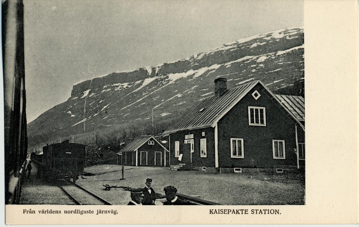 Kaisepakte station