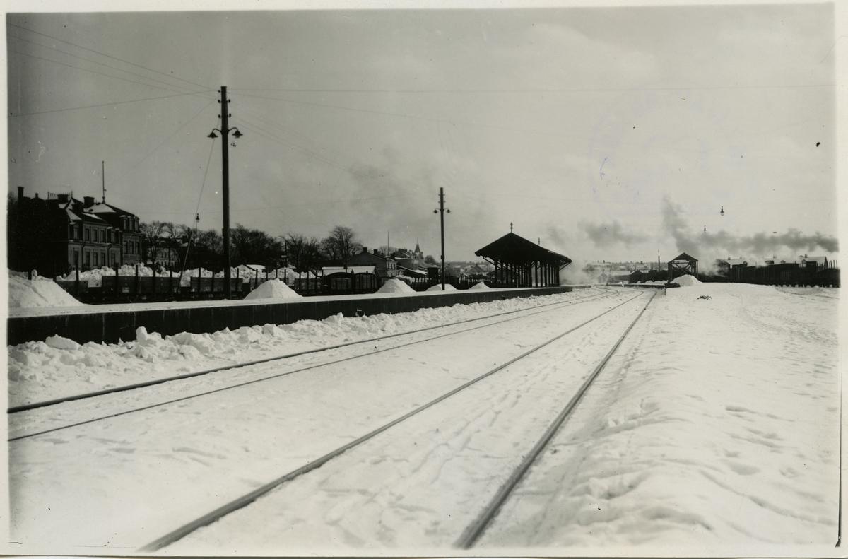 Nässjö februari 1924.