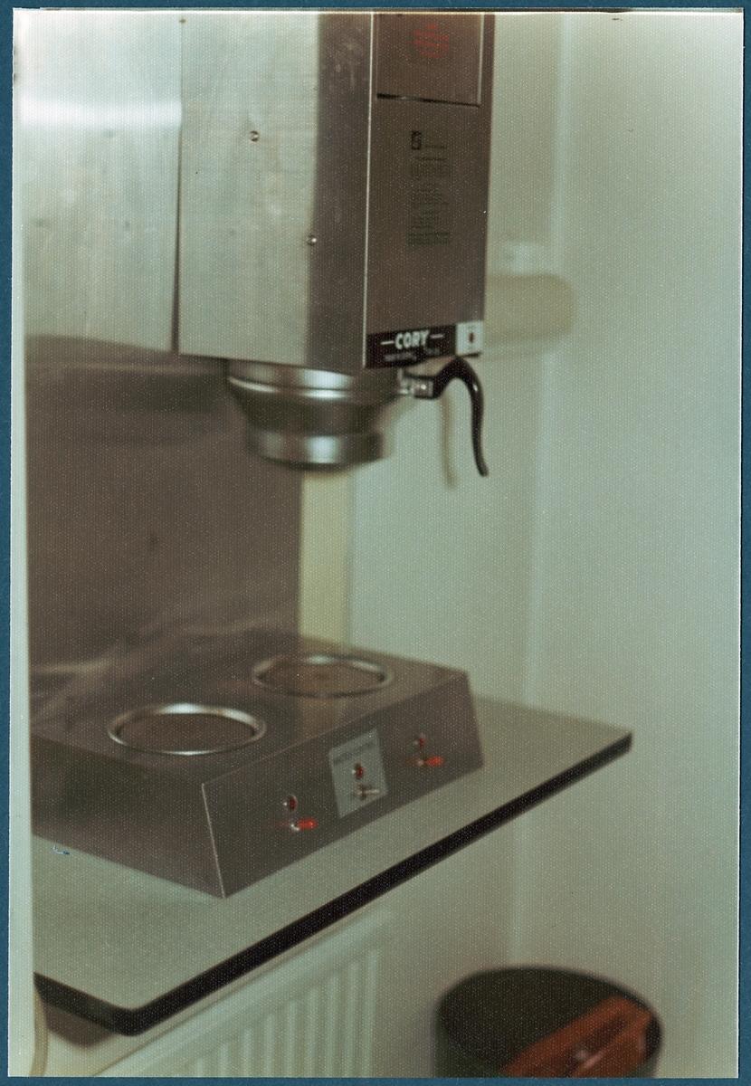 CORY automat.