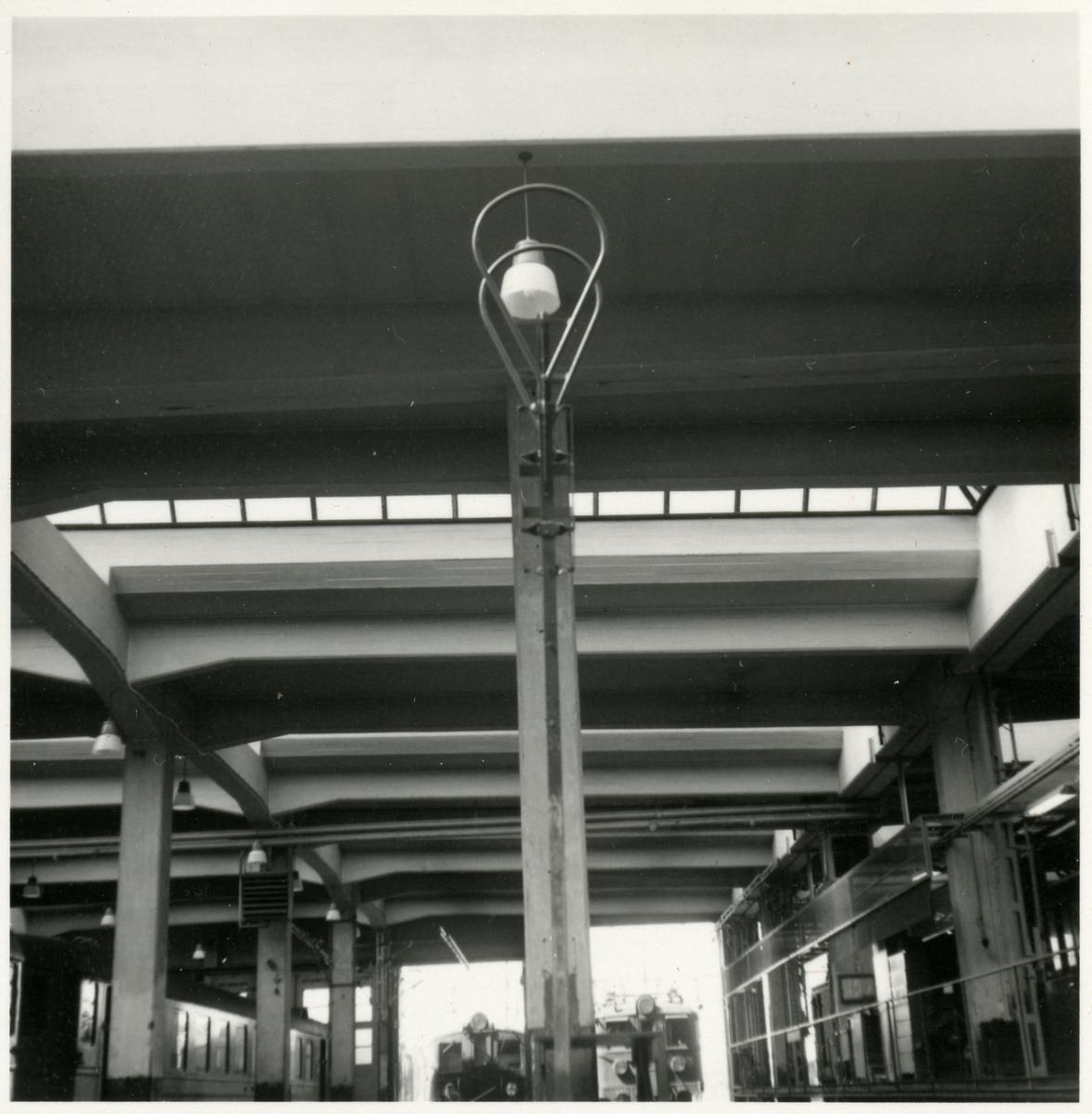 Detaljbild - lampa.