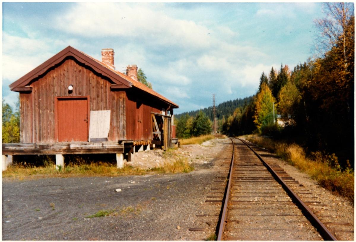 Transtrand station.