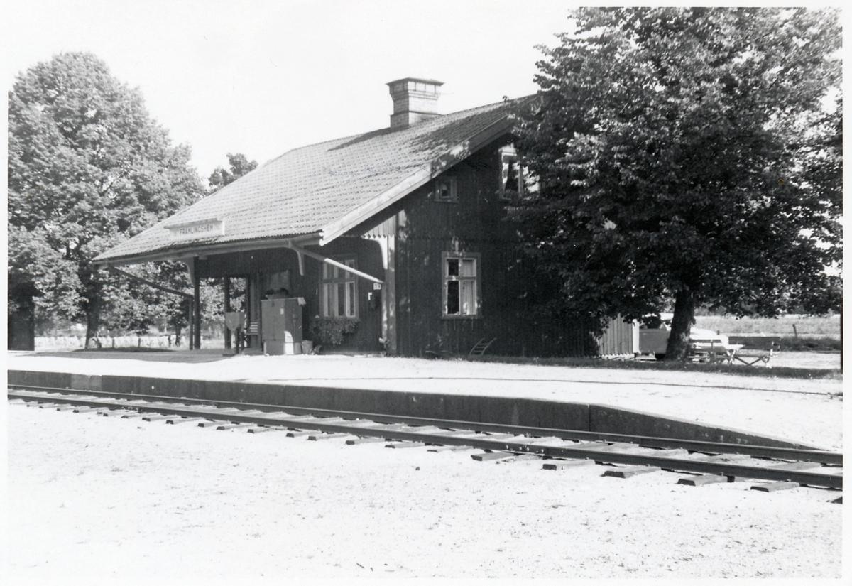 Främlingshem station.