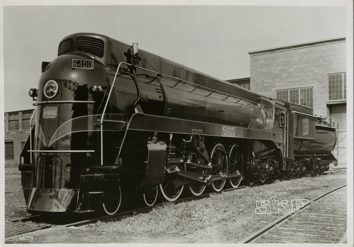 Canadian National Railway, CN U4A 6400.
