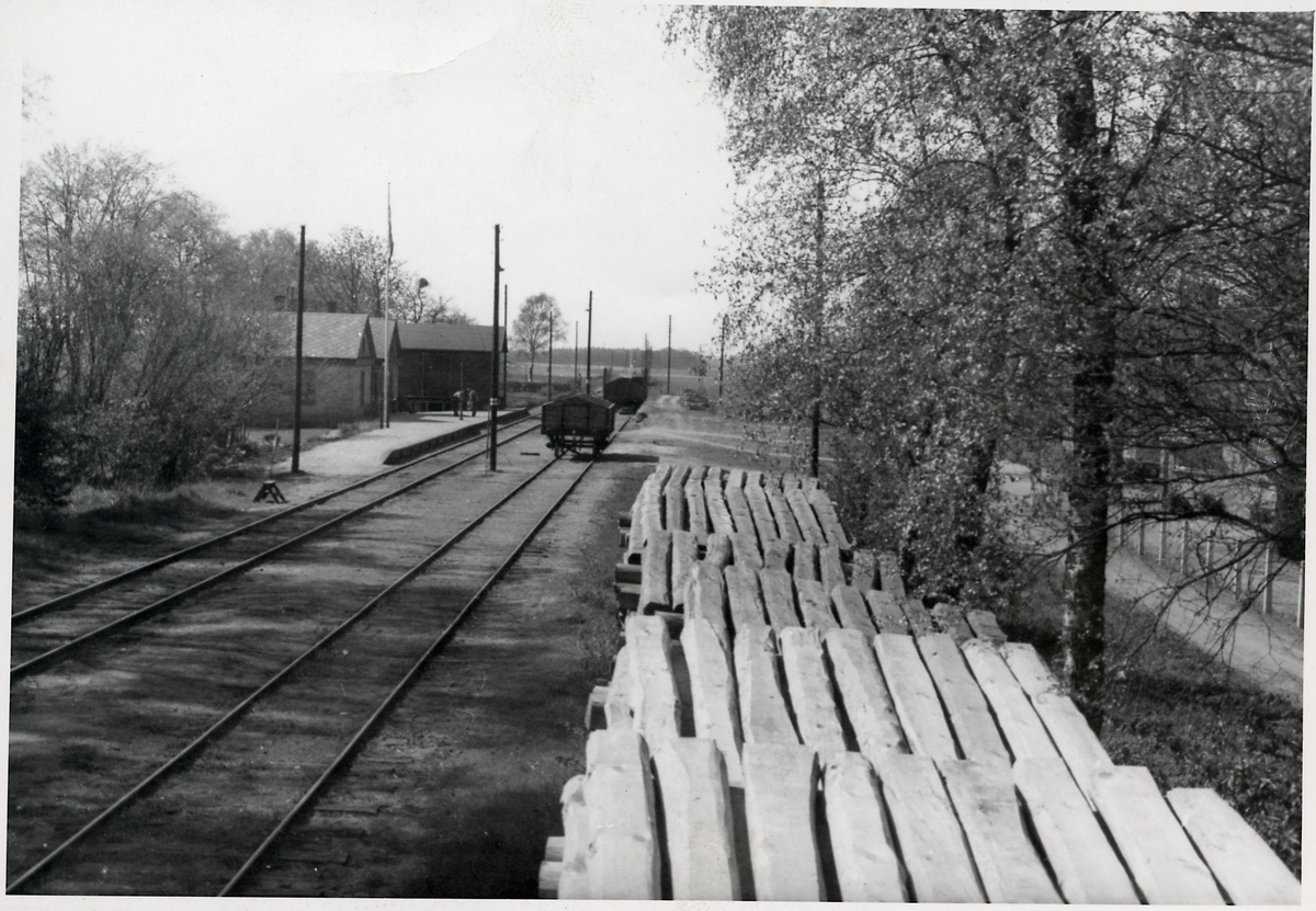 Dagstorp station.