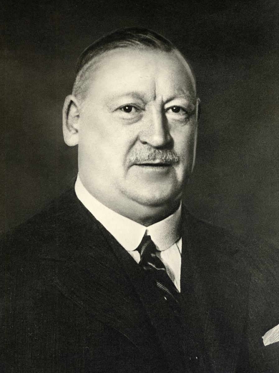 Gd Axel Granholm född 18 augusti 1872.
