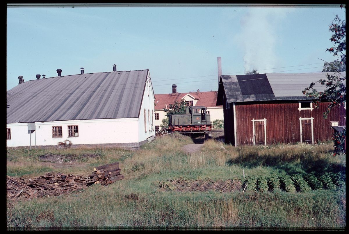 Hällefors - Fredriksbergs Järnvägar, HFJ lokomotor 2.