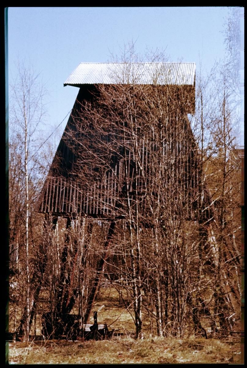 Älgsjöbackens gruva.