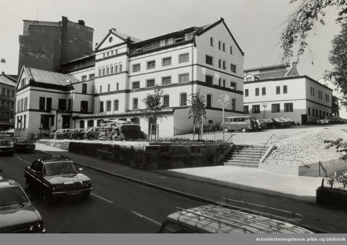 Fredensborgveien 24. September 1981