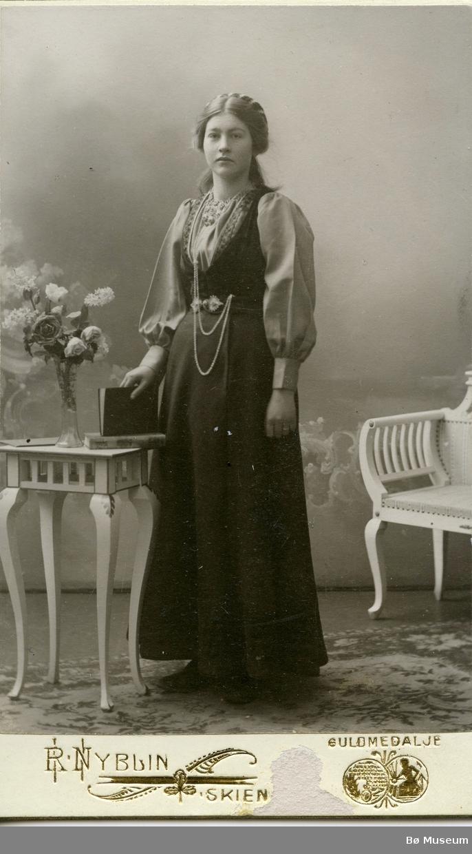 Portrettfoto av Tone P. Skoe Årnes
