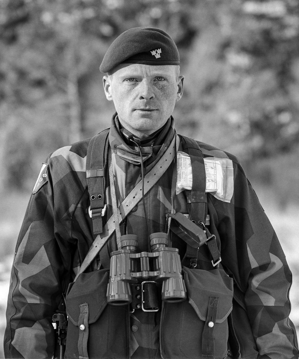 Kapten Magnus Johansson.