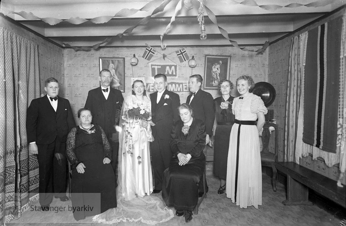 Bryllupsselskap Madsen