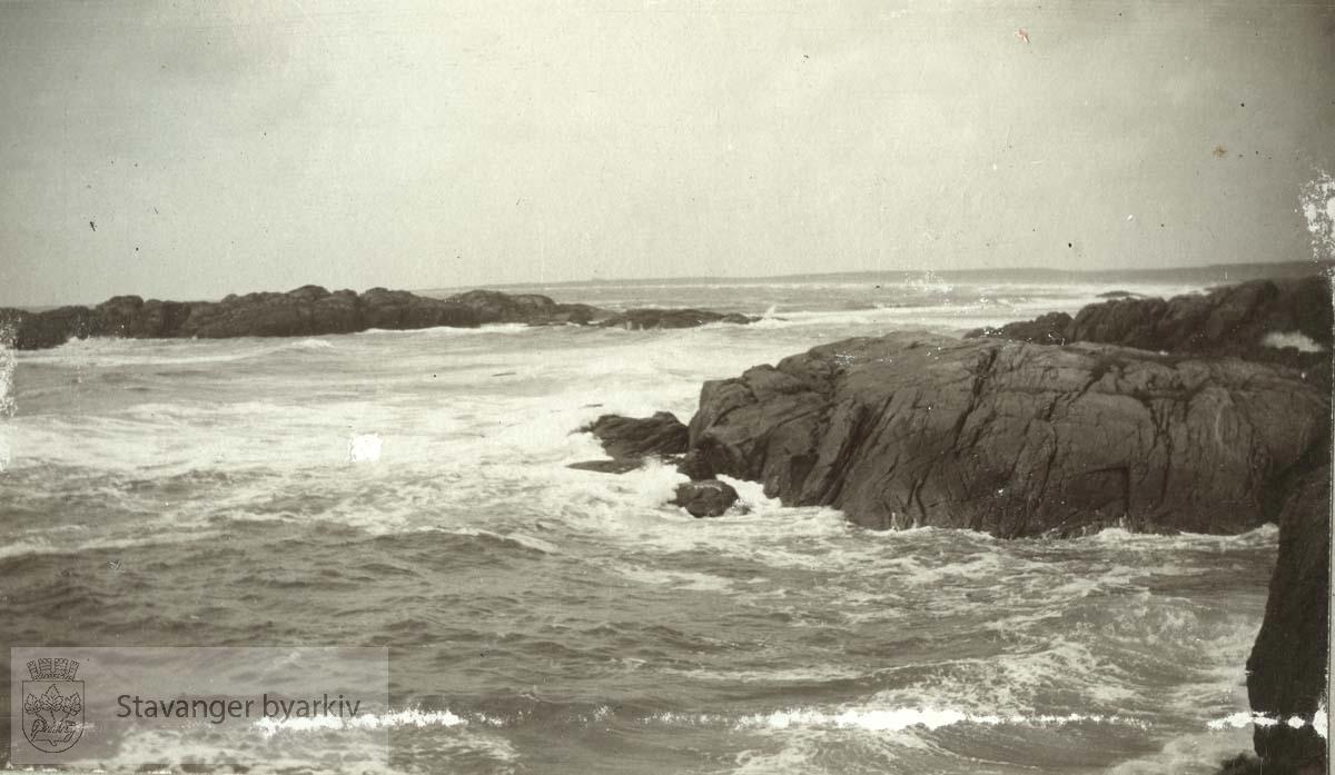 Ogna, sommeren 1912